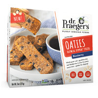 Dr. Praeger's Oaties Oatmeal Dippin' Sticks in Blueberry