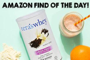 Tera's Whey Bourbon Vanilla Whey Protein