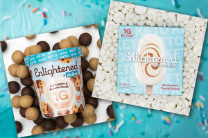 Low-Carb Keto Collection: Pints & Bars!