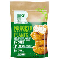 Raised & Rooted Nuggets Made with Plants!