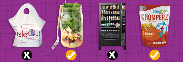 5 Tips for Resisting Office Food Temptation