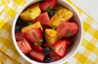 Hungry Girl's Healthy Mojito Fruit Salad Recipe