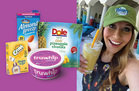 Hungry Girl's Healthy Pineapple Freezy Whip Recipe