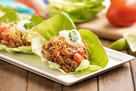 Hungry Girl's Healthy Fully Loaded Lettuce Tacos Recipe