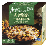 Amy's Vegan Mexican Casserole with Cheeze
