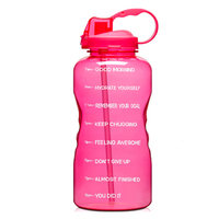 Venture Pal 1 Gallon Motivational Water Bottle