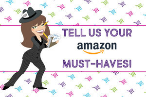 NEW HUNGRY GIRL FEATURE: Tell Us YOUR Amazon Must-Haves!