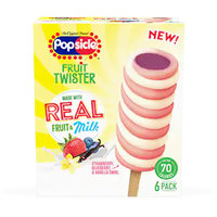 Popsicle Fruit Twisters
