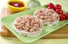 Salsa-fied Tuna Stacks