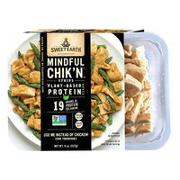 Sweet Earth Mindful Chik'n Strips Plant-Based Protein