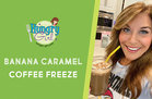 Hungry Girl's Healthy Banana Caramel Coffee Freeze Recipe