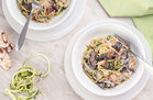 Hungry Girl's Healthy Slow-Cooker Chicken Stroganoff Recipe