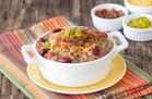 Hungry Girl's Healthy Bacon Cheeseburger Chili Recipe