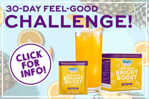 HUGE NEWS: Hungry Girl Your Daily Bright Boost Challenge!