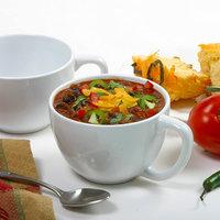 Wide-Bottomed Microwave-Safe Mugs