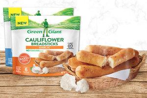 Green Giant Cauliflower Breadsticks