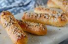 Everything Bagel Cauliflower Breadsticks