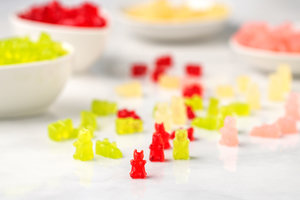 DIY Gummy Bears