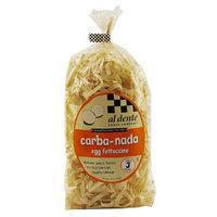 Al Dente Pasta Company Carba-Nada Egg Fettuccine