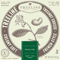 Treeline Creamy Soft French-Style Treenut Cheese