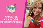 Apple Pie a la Mode Protein Freeze
