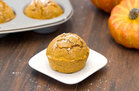 Hungry Girl's Healthy Perfect Pumpkin Spice Muffins Recipe