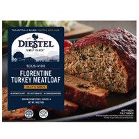 Diestel Family Ranch Sous-Vide Florentine Turkey Meatloaf