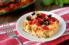 Hungry Girl's Healthy Pizza-fied Chicken Casserole Recipe