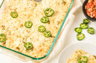 Hungry Girl's Healthy Jalapeño Popper Chicken Casserole Recipe