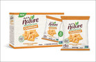 Back to Nature Plant-Based Snacks Cheddalicious Crackers 130-Calorie Packs