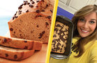 Hungry Girl's Healthy Chocolate Chip Blender Banana Bread Recipe