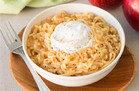 Spiralized Apple Pie