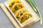 Hungry Girl's Healthy Chicken Stir-Fry Tacos Mug Recipe