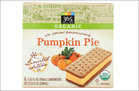365 Everyday Value Organic Pumpkin Pie Ice Cream Sandwiches