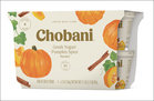 Chobani Pumpkin Spice Blended Greek Yogurt