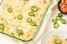Hungry Girl's Healthy Jalapeño Popper Chicken Casserole Recipe