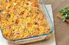 Hungry Girl's Healthy BBQ Chicken & Cauli' Rice Casserole Recipe