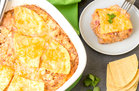 Hungry Girl's Healthy King Ranch Chicken Casserole Recipe