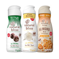 Coffee mate Natural Bliss Liquid Coffee Creamer in New Flavors