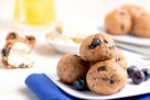 Hungry Girl's Healthy Blueberry Bagel Bites Recipe