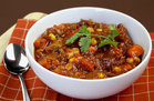 Hungry Girl's Healthy Dan-Good Chili Recipe