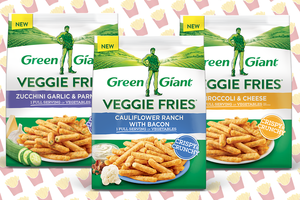 Green Giant Veggie Fries