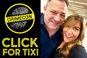 True Crime Fans -- Join HG Lisa at CrimeCon!