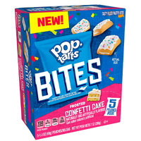Pop-Tarts Bites in Frosted Confetti Cake