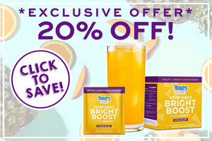 3 Reasons to Try Your Daily Bright Boost TODAY