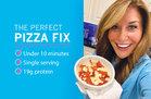 Hungry Girl's Healthy Deep-Dish Cauliflower Pizza Bowl Recipe