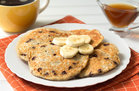 Hungry Girl's Healthy Banana-Chocolate Blender Pancakes Recipe