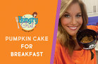 Hungry Girl's Healthy Pumpkin Cake for Breakfast Recipe