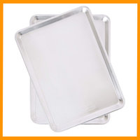 HG Upgrade Alert: Time to Replace Your Sheet Pans Nordic Ware Natural Aluminum Commercial Baker's Half Sheets (2 Pack)