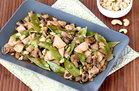 Hungry Girl's Healthy Sheet-Pan Cashew Chicken Recipe